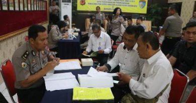 Polres Cirebon Kota menerima Tim Wasrik Itwasda Polda Tahap I TH 2019