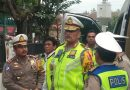 Kakorlantas Polri Tinjau  Kesiapan arus Mudik di Terminal Harjamukti Cirebon
