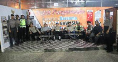 Antisipasi Gukamtibmas Polres Cirebon Kota gelar KKYD Pasca Pemilu Tahun 2019