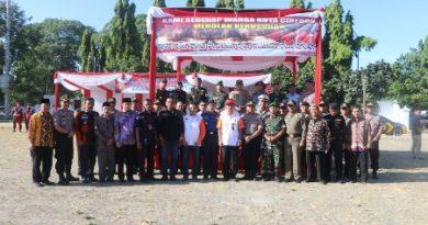 Polres Cirebon Kota gelar Apel Persiapan pengamanan Perselisihan Hasil Pemilihan Umum tahun 2019