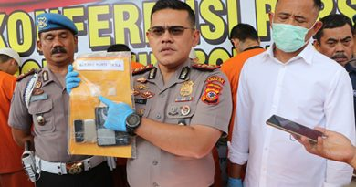 5 kasus Narkotika Polres Cirebon Kota Ungkap pada Konfrensi Pers