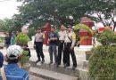 Bhabinkamtibmas Pegagan Kidul  monitoring Pengamanan sidang gugatan Pilwu