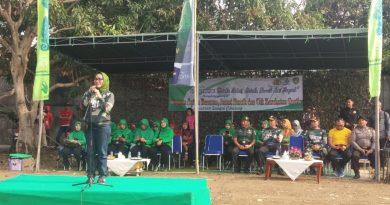 "Jalin Sinergi wujudkan Kota Cirebon  "" Kota Ku Sehat , Kota Ku Bersih Dari Sampah """