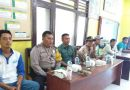 Bhabinkamtibmas Dukuh  menghadiri Reses anggota DPRD kab cirebon Tahun  2019