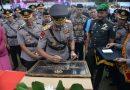 Kapolres Cirebon Kota Hadiri Peresmian Perubahan Tipe  Polres Cirebon menjadi Polresta Cirebon