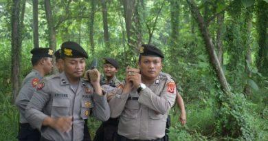 Polres Cirebon Kota Gelar Latihan Tanggap Darurat Bencana