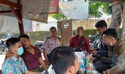 Jalin Korkom Bhabinkamtibmas Kesambi Polres Ciko FGD dengan warga
