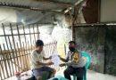 BhabinkamtibmasGunung Jati Polres Ciko Sambangi warga dengan Belanja Masalah