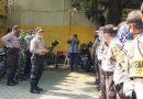 Polsek Gunung Jati dan Polsek Kapetakan Polres Ciko gelar Latihan Sispam Kota Kontijensi Aman Nusa II