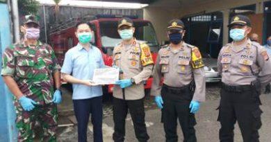 Kapolres Ciko Jalin Silaturahmi dengan pelaku Usaha di Kota Cirebon