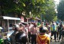 Polsek Seltim dan Polsek KPC Polres Ciko gelar Latihan Sispam Kota Kontijensi Aman Nusa II