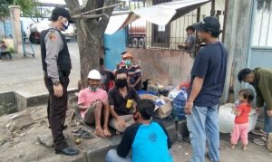 Polsek KPC Polres CIKO: Laksanakan Kegiatan Rutin yang Di tingkatkan (KRYD) dan Monitoring Aksi Vandalisme Diwilkumnya