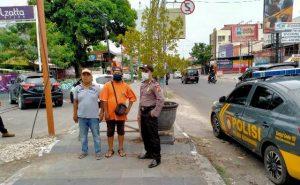 Patroli Mobil QR 1406 C Polsek Kedawung Polres Cirebon Kota Amankan Pa Ogah