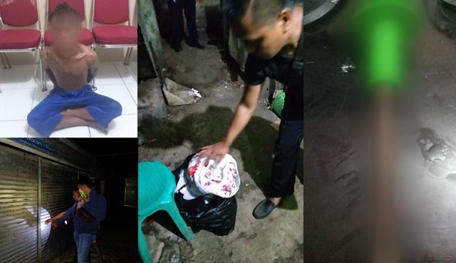 Timsus Reskrim Polres Cirebon Kota dan Reskrim Polsek Lemahwungkuk Berhasil Ungkap dan Tangkap Pelaku Curat di Pasar Kanoman