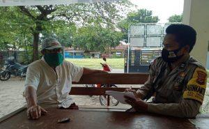 Dengan Belanja Masalah, Aiptu Priyo Bhabinkamtibmas Utbar Polres Ciko Gali Informasi Warga Binaannya
