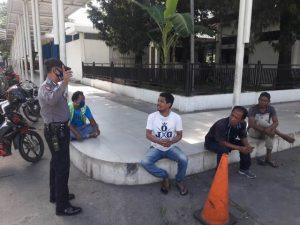 Pemukiman Warga Target Patroli Sabhara Polsek Seltim Polres Cirebon Kota