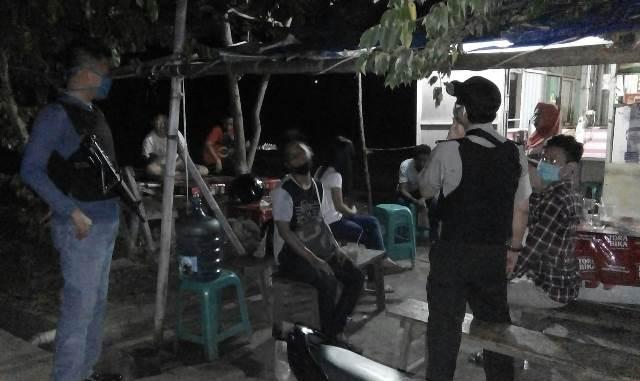 Polsek KPC Polres Cirebon Kota Rutin Gelar KRYD
