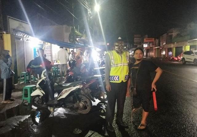 Pemukiman Warga Target Dari Patroli Sabhara Polsek Seltim Polres Cirebon Kota