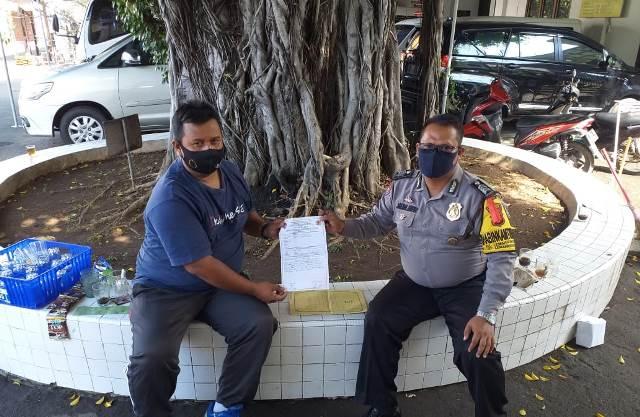 "Bripka Jaenal Ar. SH, Bhabinkamtibmas Lemahwungkuk Polres Ciko Sambang Program ""Gunung Jati"""