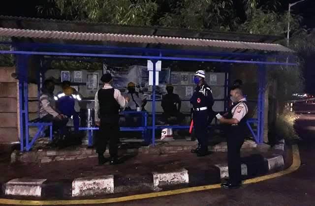 Jaga Kamtibmas Di Wilkumnya, Patroli QR 4103 - B Polsek KPC Polres Cirebon Kota Rutin Gelar KRYD