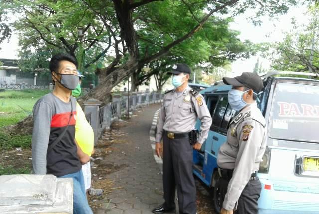 Jaga Kamtibmas, Sabhara QR 4108A Polsek Lemahwungkuk Polres CIKO Laksanakan KRYD Diwilkumnya