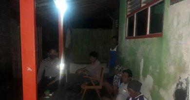 Bhabinkamtibmas Desa Purwawinangun Polsek Kapetakan Polres CIKO, Bripka Yanto Sambang Warga