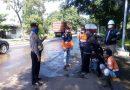 Giat KRYD Polsek KPC Antisipasi Gangguan Kamtibmas dan Monitoring Aksi Vandalisme