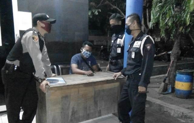 Polsek KPC tingkatkan (KRYD) & Monitoring Aksi Vandalisme diwilayah Hukum Polsek KPC Polres Ciko