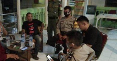 Patroli  Polsek Kapetakan Polres Ciko, sambangi warga  Sampaikan AKB  di masa Covid-19 debgfan patrol dialogis