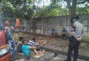 Polsek KPC Polres Ciko Monitoring Aksi Vandalisme diwilayah Hukumnya