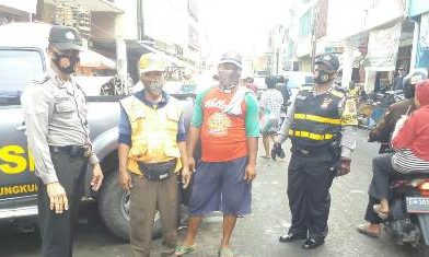 Patroli QR Polsek lemahwungkuk Polres Cirebon kota, tingkatkan patroli antisipasi tindak kejahatan