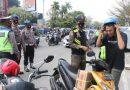 Operasi Yustisi Lodaya 2020 Gabungan TNI – POLRI dilaksanakan secara Mobile di wilayah hukum Polres Cirebon Kota