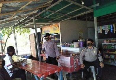 Polsek KPC gencar sosialisasi 3M kepada para karyawan Kapal
