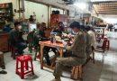 KOMPOL Drs. DIDI SUWARDI : Pasar jagasatru, sasaran sambang bhabin memastikan menerapkan Prokes
